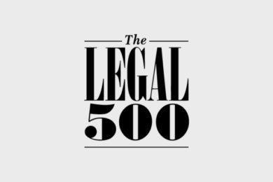 AVS Legal Rated Top – Tier by Legal 500